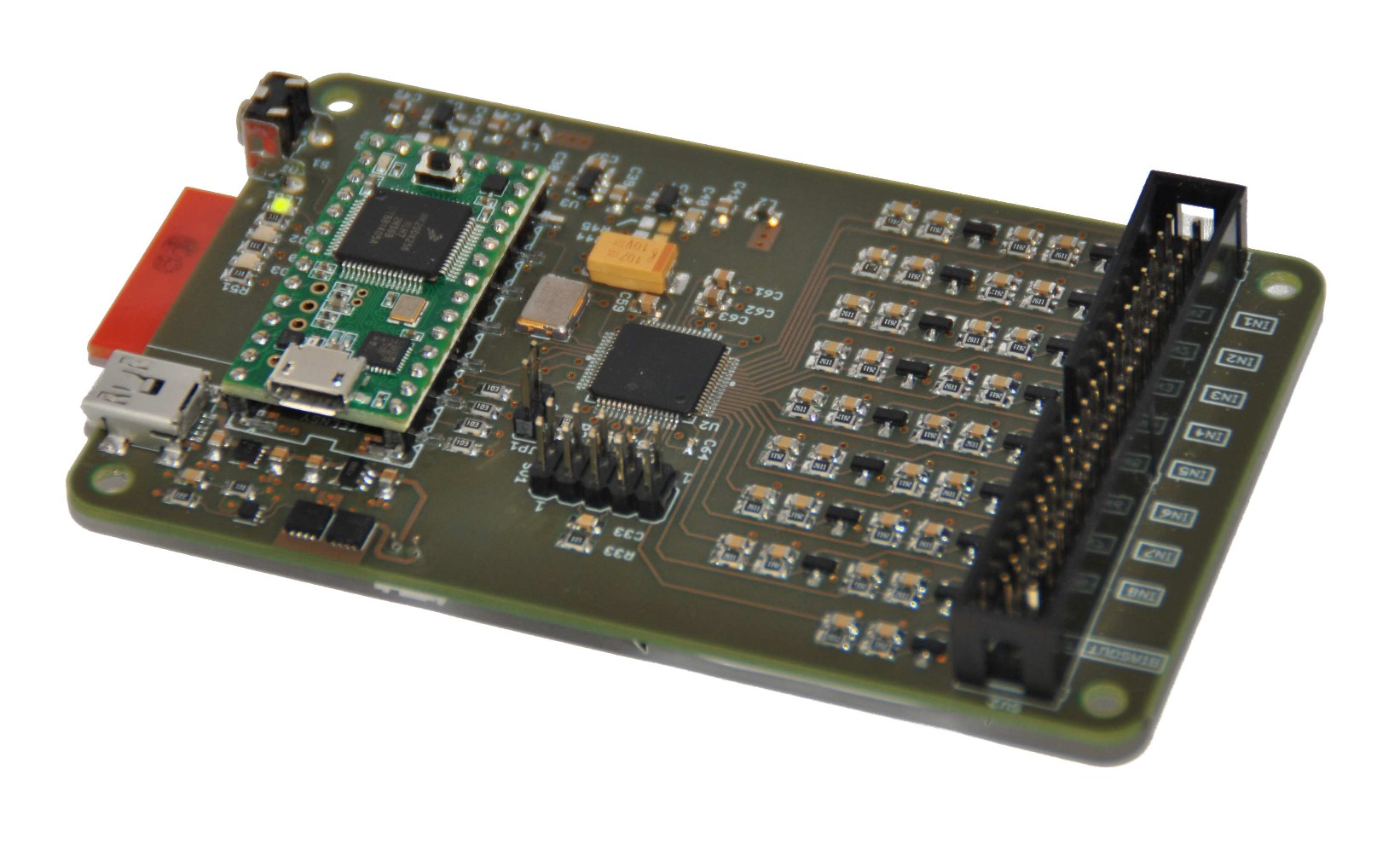 Teensy based ADS1298 EMG acquisition board - OpenBCI Forum
